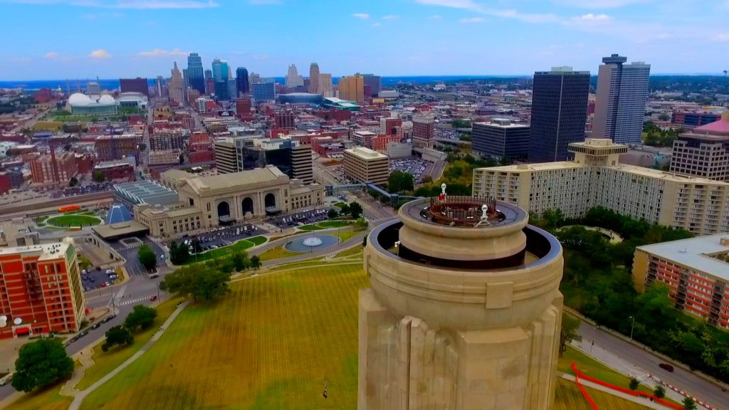 Visit the World War I museum in Kansas City!