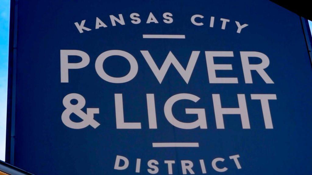 What to do in Kansas City - go to the Power and Light district for the nightlife!