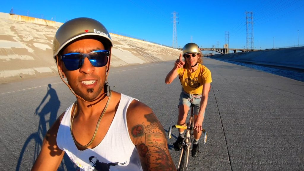 Biking in Los Angeles is more scenic than you may think
