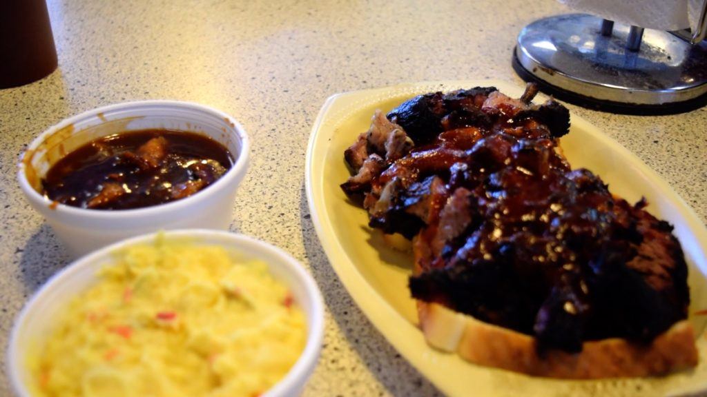 You can't get a better value for better BBQ than LC's!