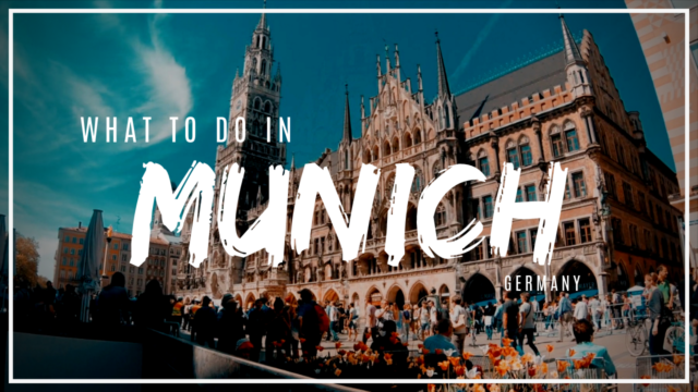 DTV recommends what to do in Munich