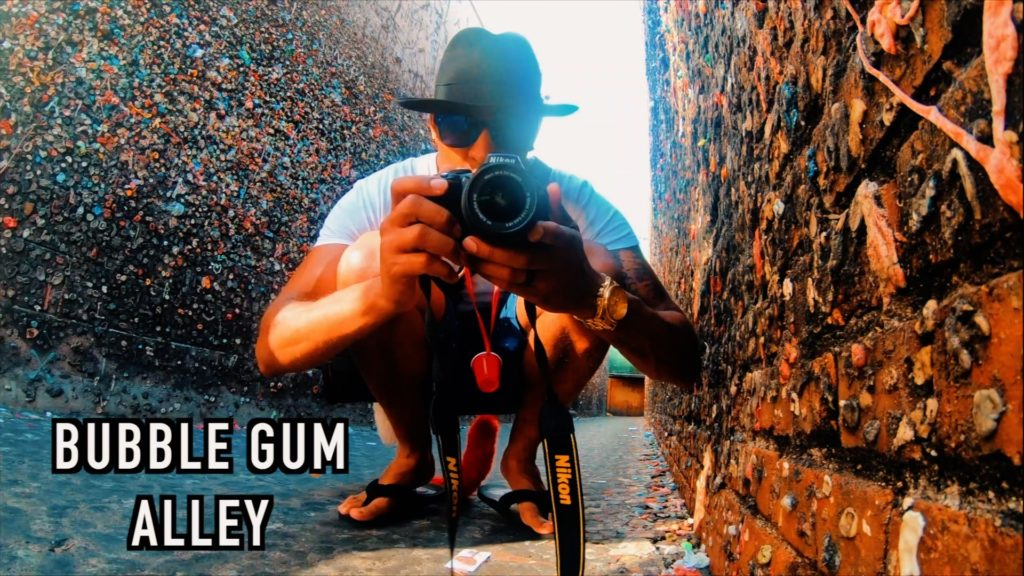 Interested in contributing to SLO's Bubblegum Alley?