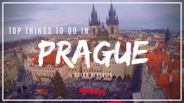 DTV shows you the Top Things To Do In Prague!