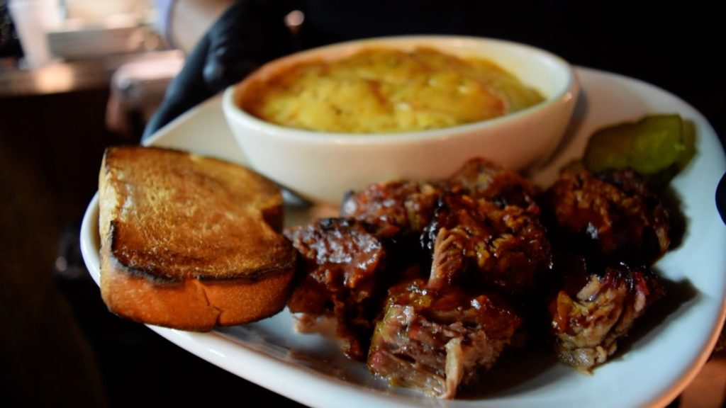 Best Kansas City BBQ - Jack Stack has some of the best brisket burnt ends in town!