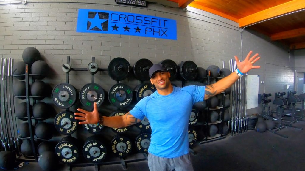 Looking for a strong, supportive crossfit gym? Check out CrossFit PHX!