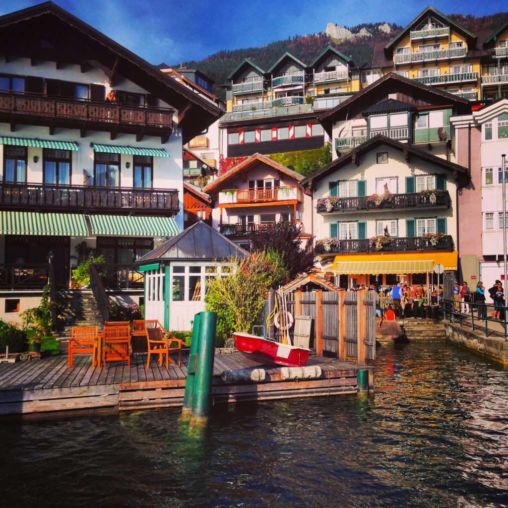 Join a lake tour to experience the natural beauty of Austria and visit other towns around Salzburg