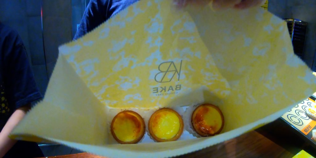 Best Food in San Francisco - Bake makes these cheese-filled pastries!