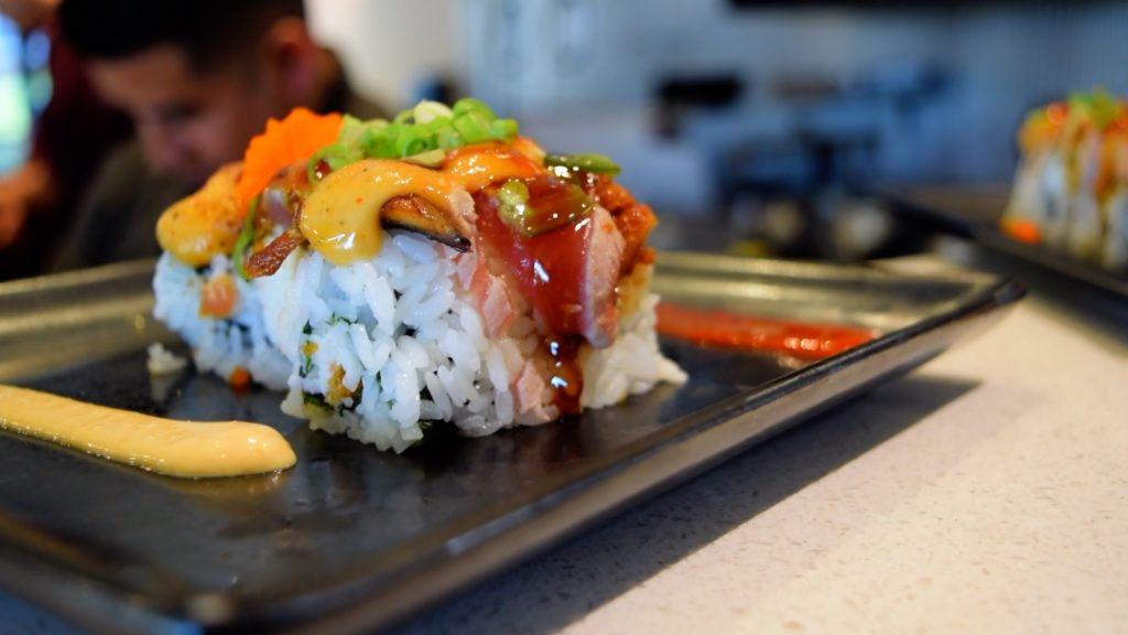 Mikuni Sushi is your destination for great sushi rolls