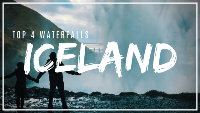 DTV's Top 4 Waterfalls in Iceland