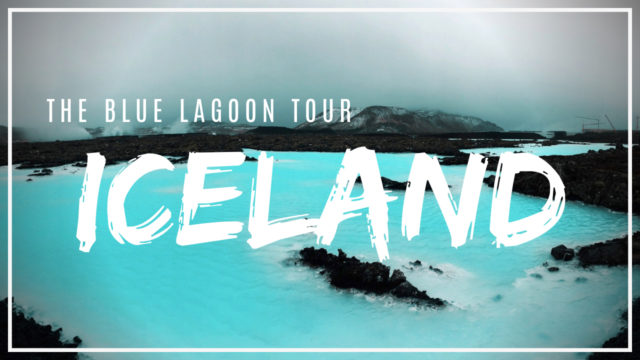 The Blue Lagoon in Iceland is a MUST SEE!