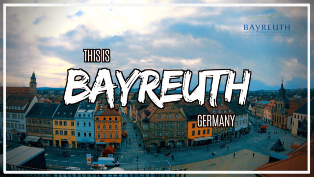 Visit Bayreuth, Germany!