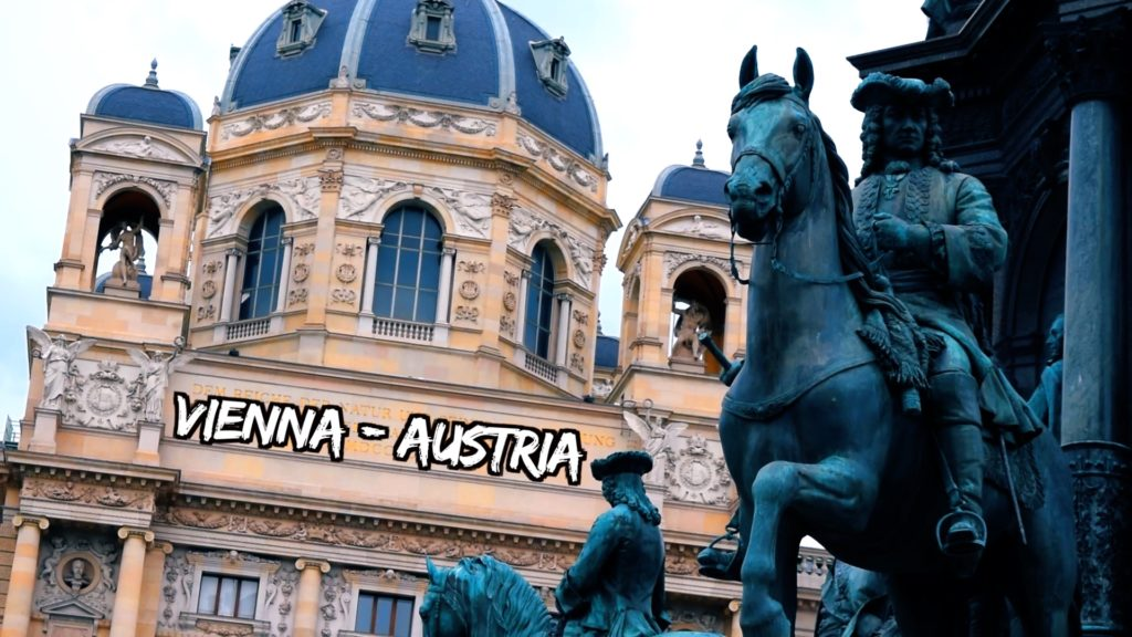 Visit Vienna as part of a three day trip to Central Europe!