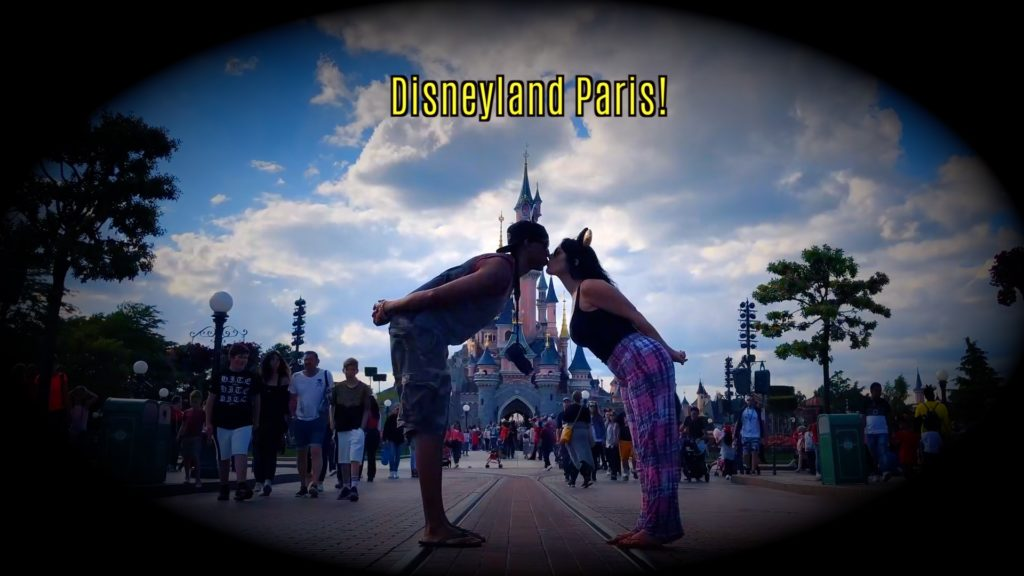 DTV visits Disneyland Paris with EuroTrip Adventures
