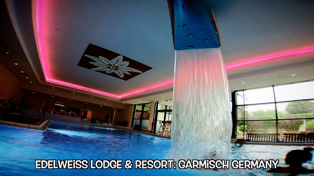 There are plenty of pools for the adults and the kids to enjoy at Edelweiss Lodge and Resort