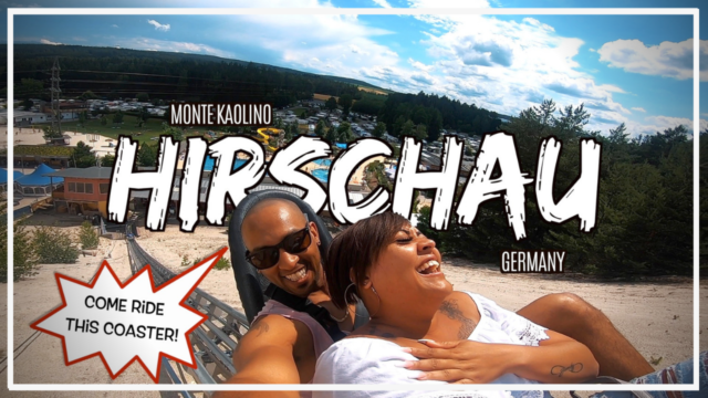 Enjoy the summer weather at Monte Kaolino in Hirschau, Germany!