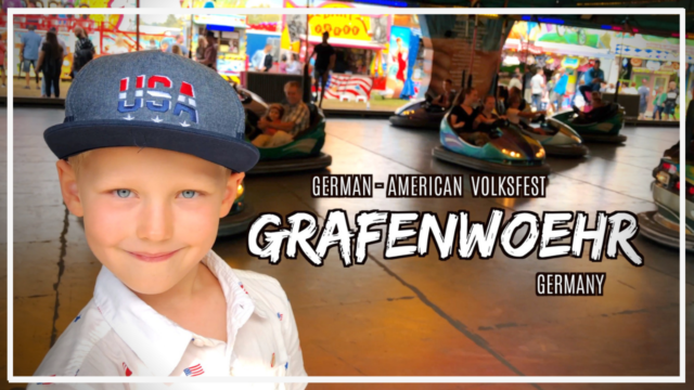 DTV goes to the German American Volkfest in Grafenwoehr!