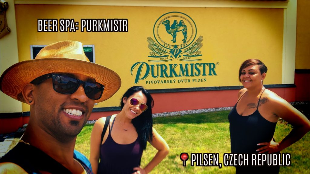 Purkmistr Beer Spa in Pilsen, Czech Republic