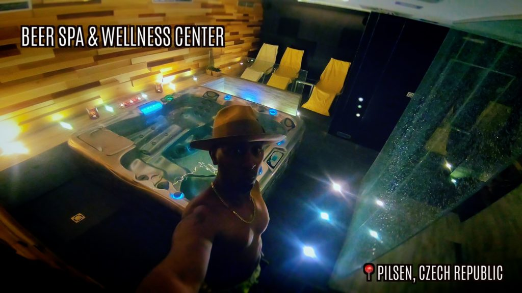 Don't forget to check out the wellness center at Purkmistr!