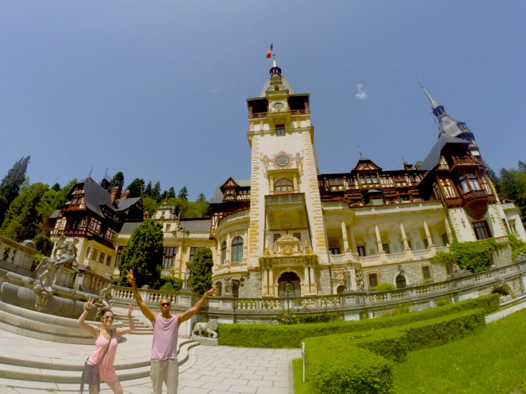 Put Peles Castle on your list of things to do in Bucharest, Romania!