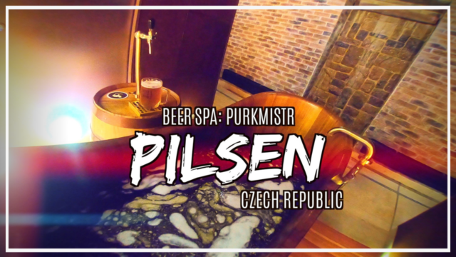 Treat yourself to a beer spa day at Purkmistr in Pilsen!