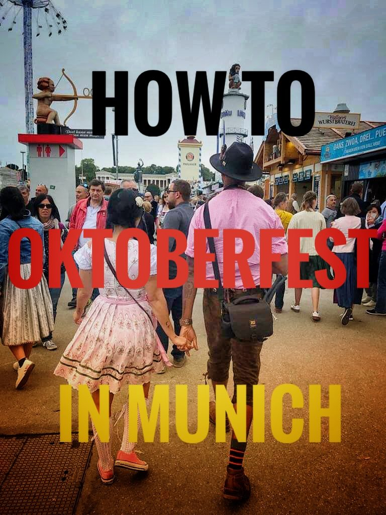 A step by step guide to enjoying Oktoberfest without the stress!