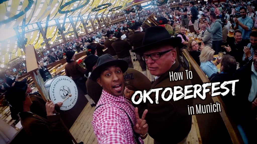 You can't spend the day at Oktoberfest without enjoying some music!
