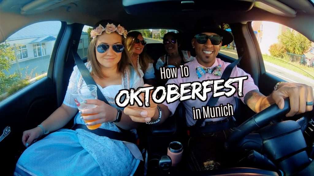 If you drive to Oktoberfest in Munich, be sure to have a designated driver!