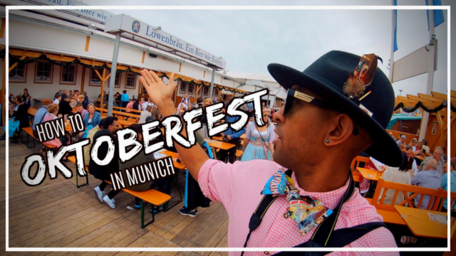 An American living in Bavaria shows you how to enjoy Oktoberfest in Munich!