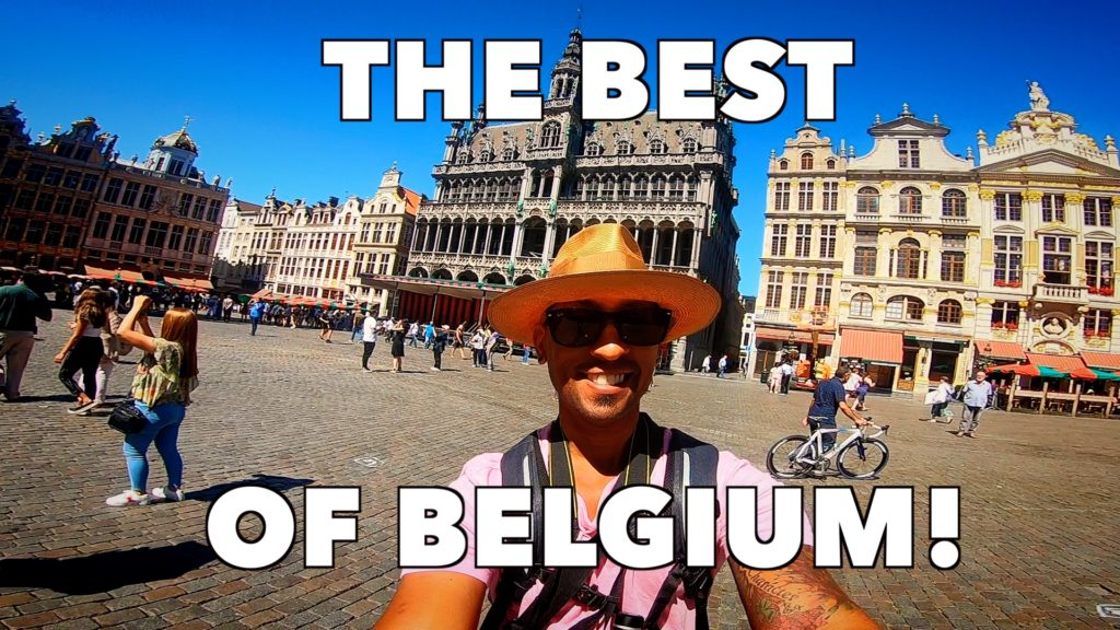 DTV visits Belgium with EuroTrip Adventures!