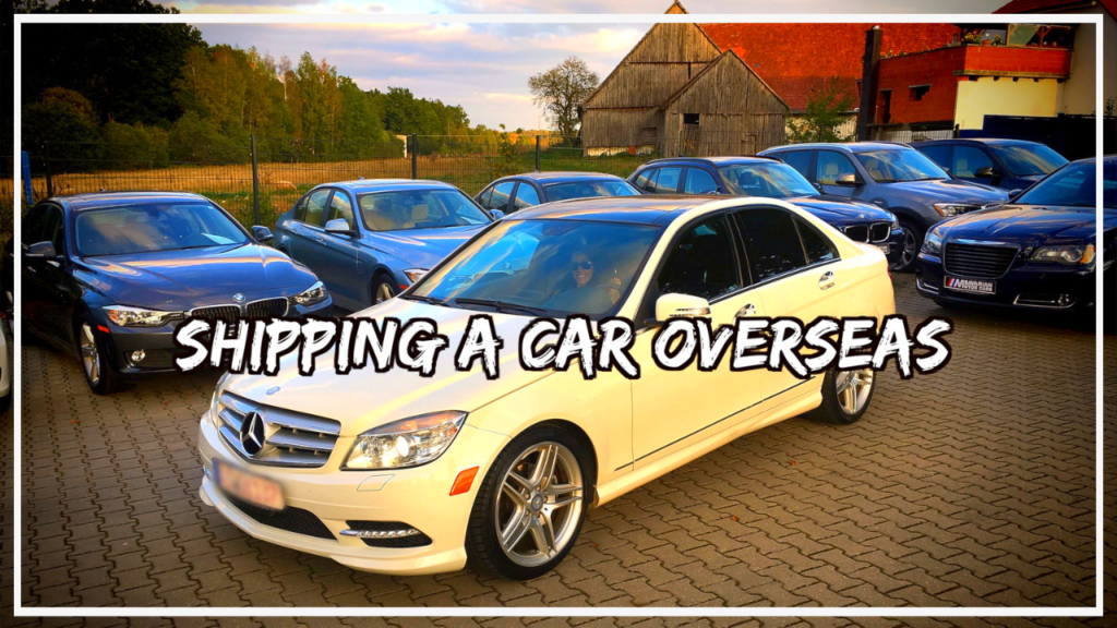 Ready to PCS to Germany? Learn about shipping a car overseas!