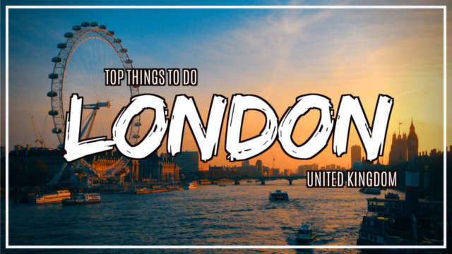 DTV's guide to visiting London!