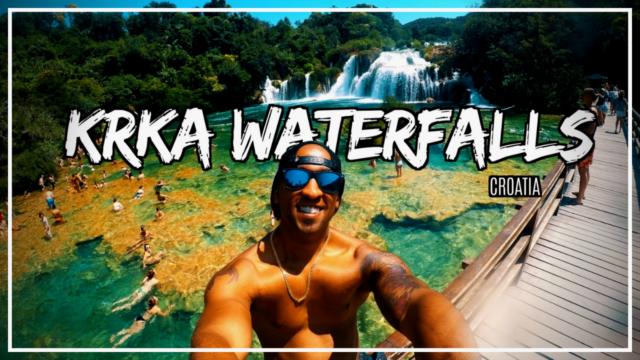 DTV takes you to Krka Waterfalls in Croatia!