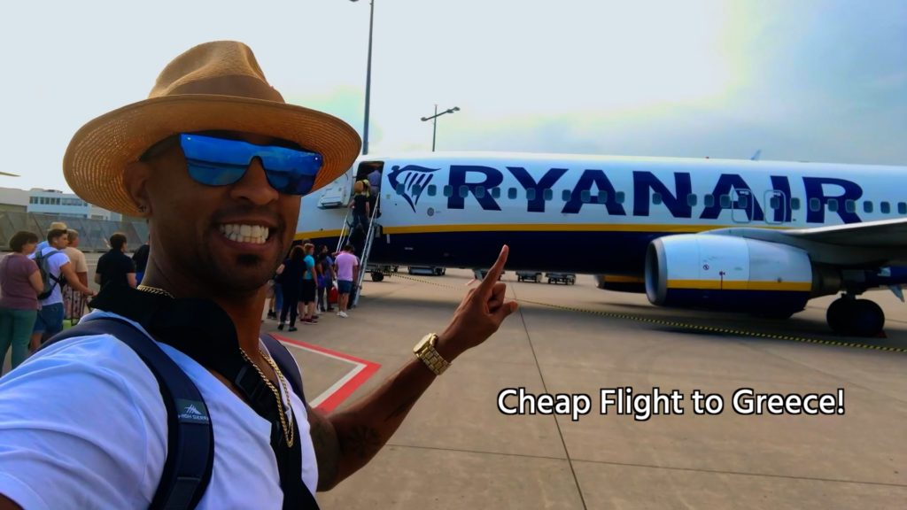 RyanAir is a popular choice for cheap flights throughout Europe!