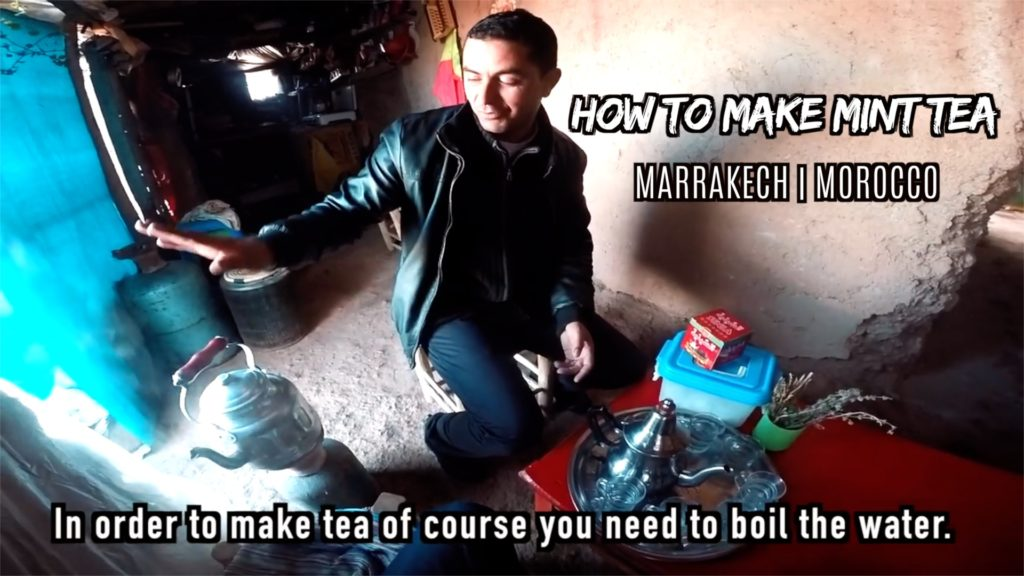 You'll need to boil more water than what fits in the pot because you'll clean the pot with it