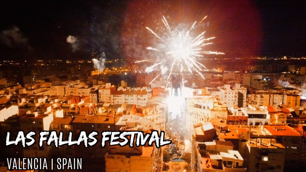 If you visit Valencia, you have to check out Las Fallas Festival in March!