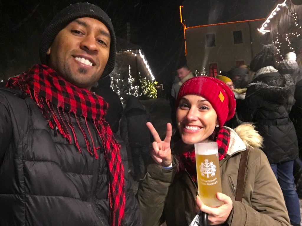 Gluehwein is an essential part of the best Christmas markets in Germany!