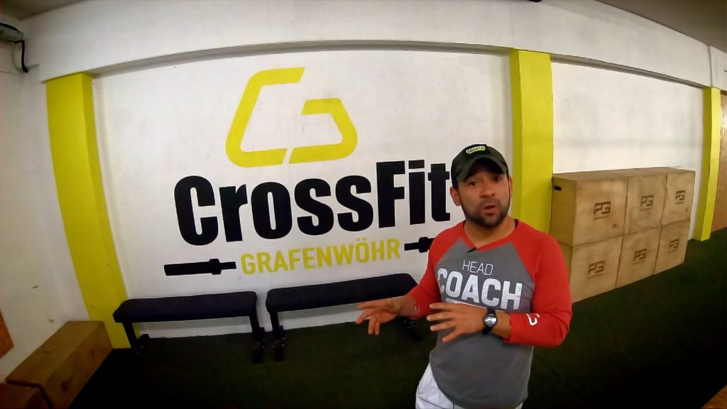 Rather than searching for jobs for military spouses, Rolden Loera created his own business: CrossFit Grafenwoehr