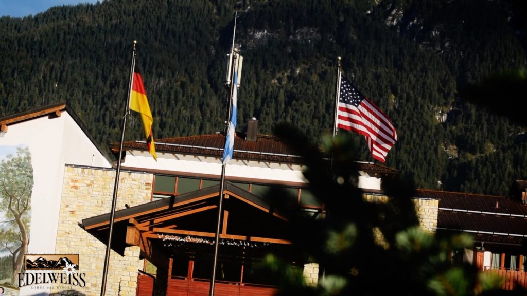 Active duty and retired military can stay at Edelweiss Lodge and Resort in Garmisch-Partenkirchen, Germany