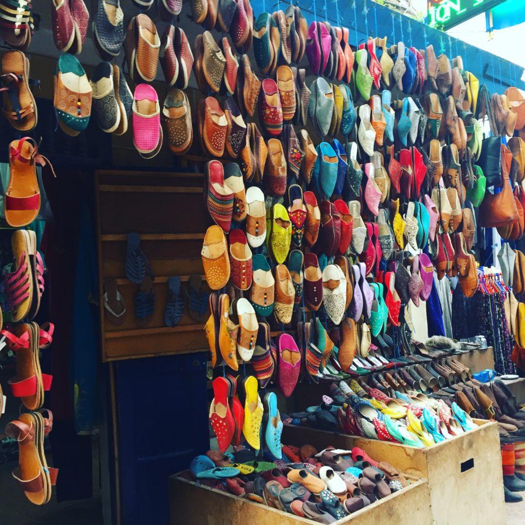 The Medina in Essaouira