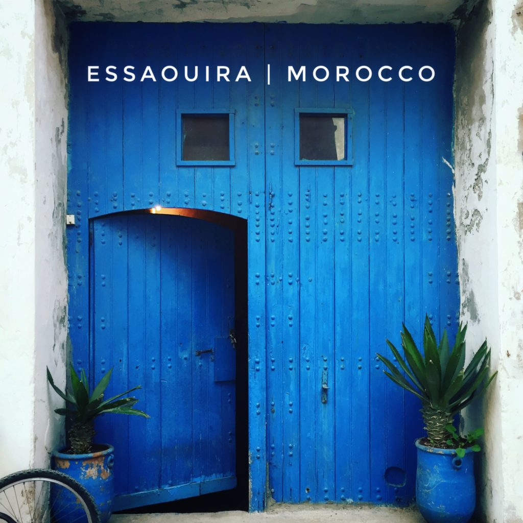 Doorways in Morocco are always so colorful and unique