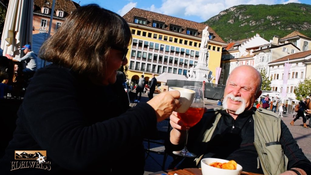 With Edelweiss Lodge and Resort Europe Escapes, enjoy an espresso or Aperol spritz in the Alps
