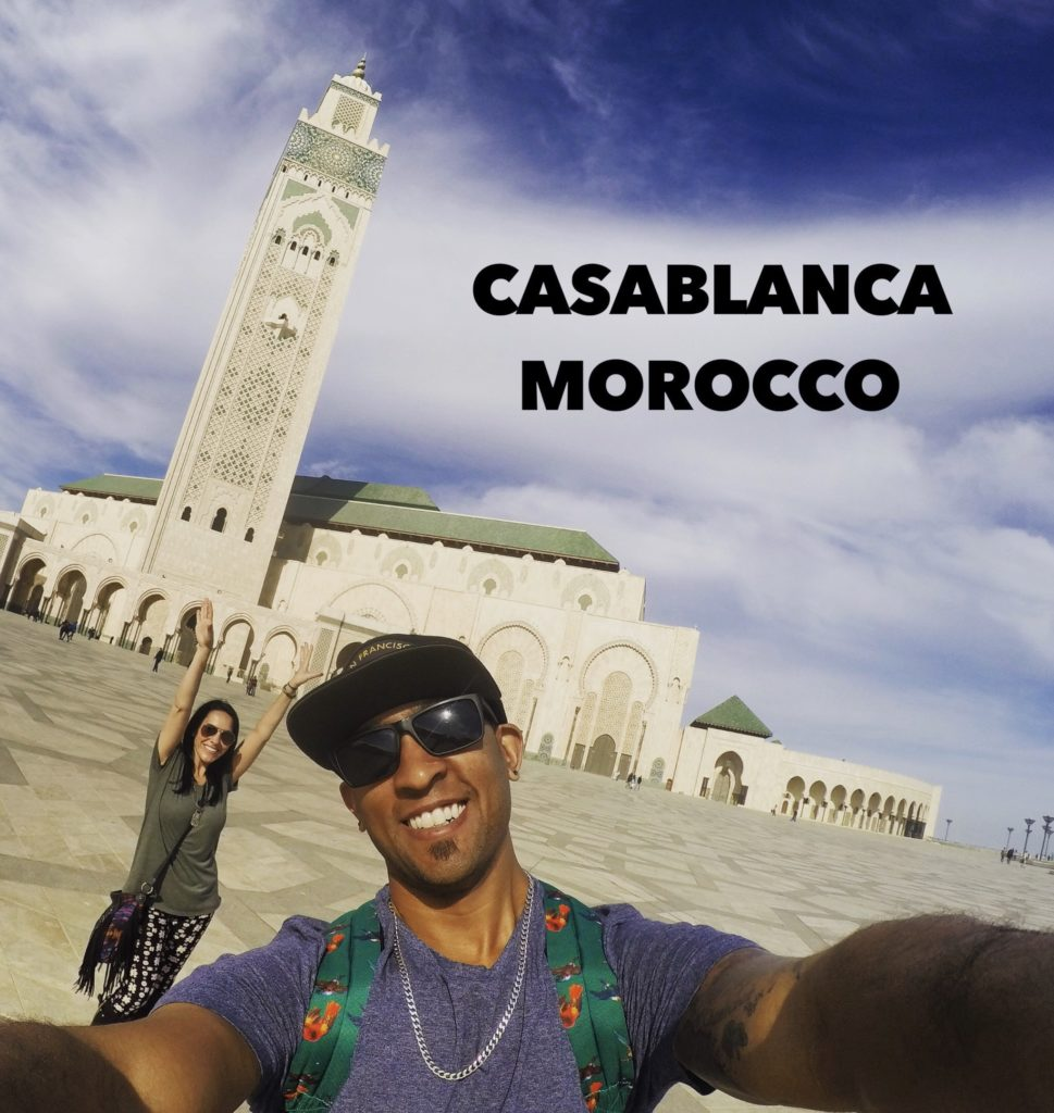 If you're visiting Marrakech, consider taking a day trip to Casablanca!