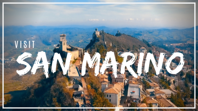 Visit The San Marino Capital- The City Of San Marino!