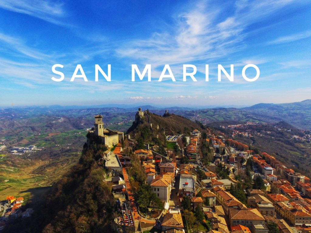 If you're in the Emilia-Romagna region of Italy, you have to visit San Marino!