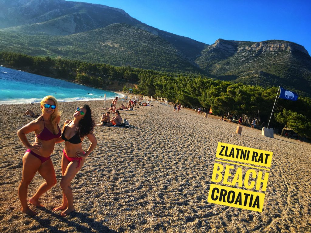 Wish you were here: Zlatni Rat has picturesque views that will make all your followers jealous!