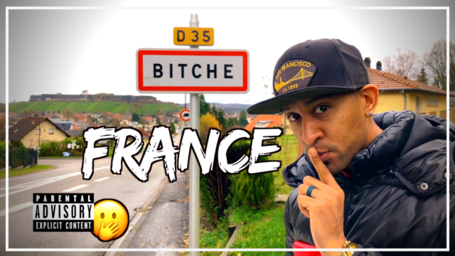 How can anyone living in K-Town Germany resist visiting Bitche, France?