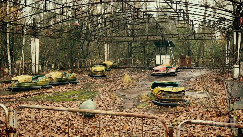 As of 2019, you can visit the Chernobyl zone with a tour