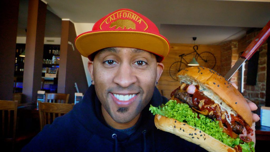 Craving big burgers? Check out Burgerzone in Kaiserslautern Germany!