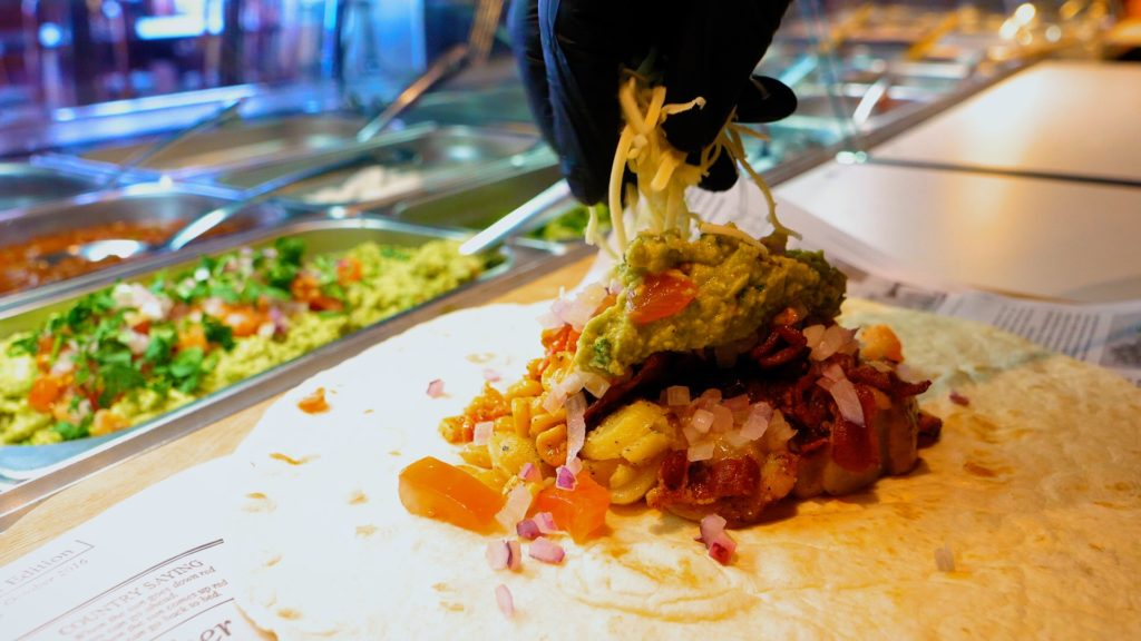 Do you miss breakfast burritos? Go to The Alamo in K-Town Germany to get your fix!