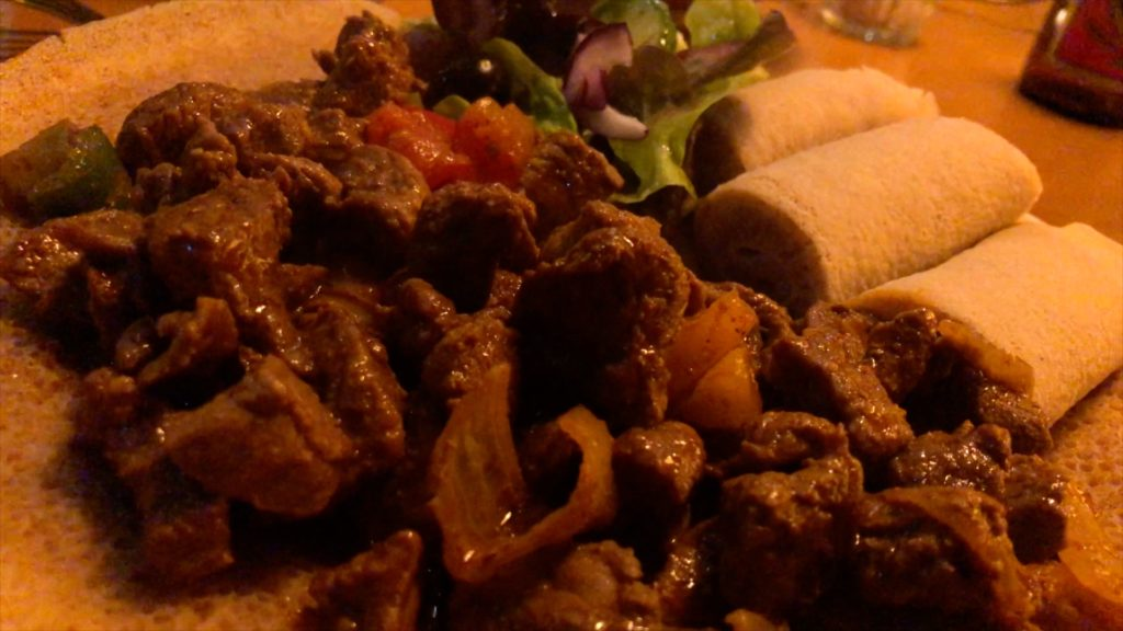 Safari in K-Town Germany serves up delicious east African cuisine!